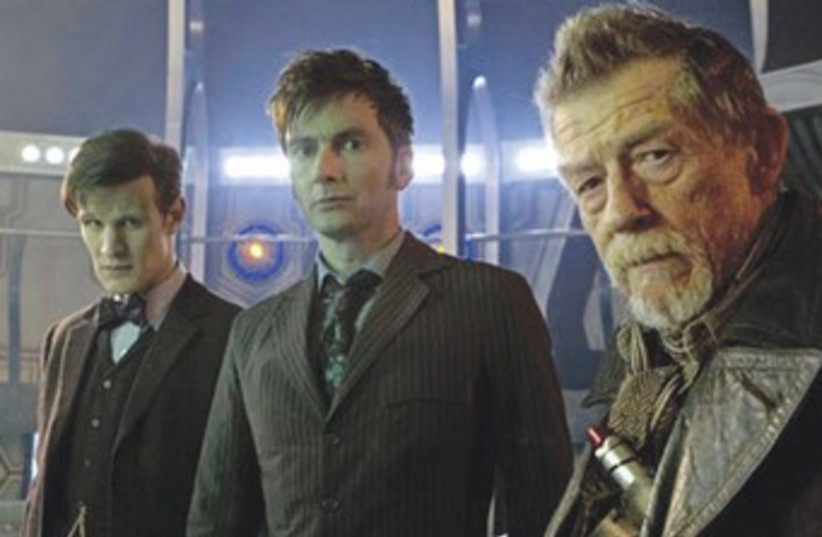 Doctor Who 50th anniversary special 370 (photo credit: doctorwhotv.co.uk)