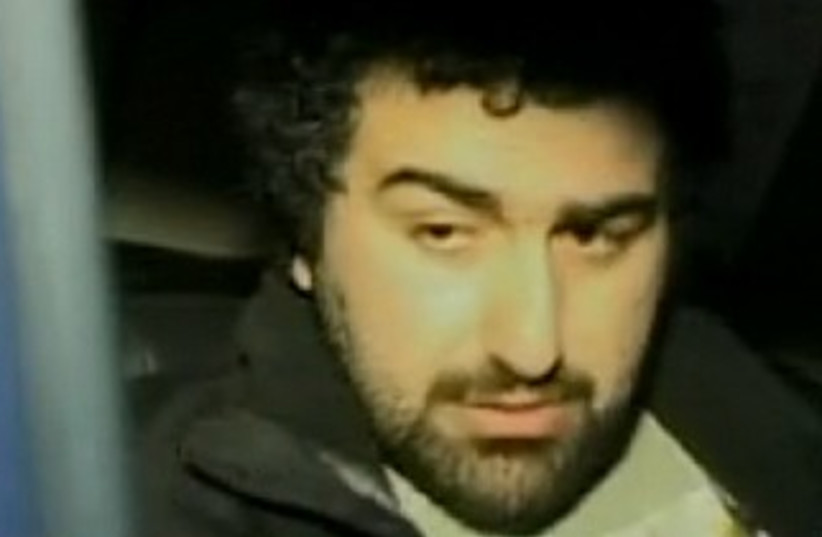 Suspected Iranian operative Hasan Faraji 370 (photo credit: Screenshot Channel 10)
