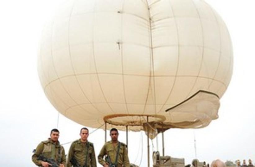 414 Combat Intelligence Battalion soldiers 370 (photo credit: IDF Spokesperson)