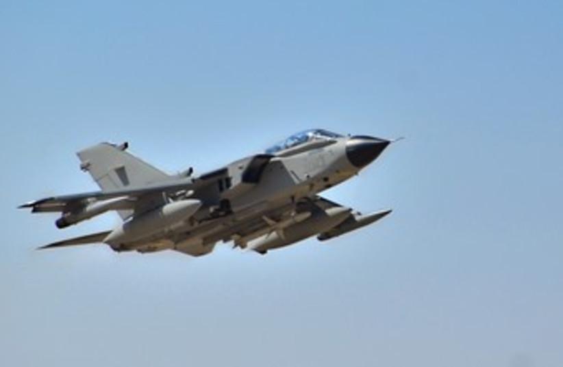IAF Blue Flag Drill 370 (photo credit: IDF Spokesman)