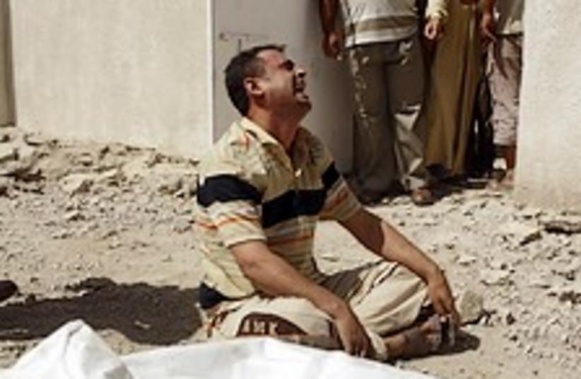 iraq attack aftermath 22 (photo credit: AP)