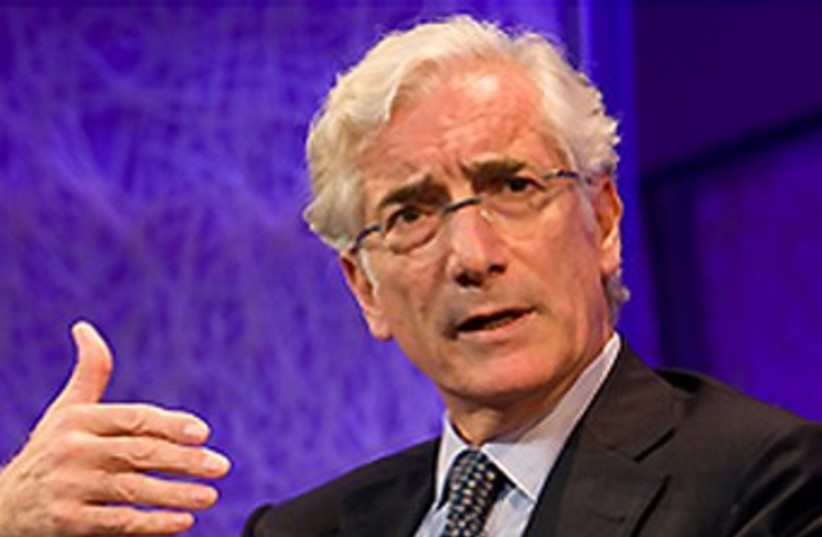 Sir Ronald Cohen 370 (photo credit: Courtesy Social Finance Israel)