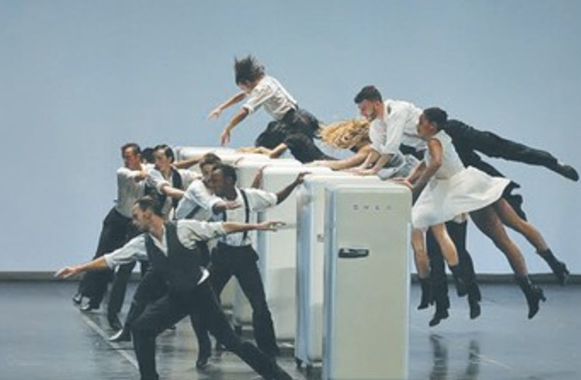 ballet dancers (photo credit: Olivier H.)