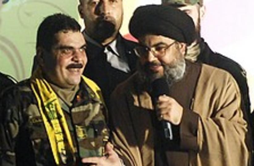 nasrallah kuntar 224 88  (photo credit: AP)