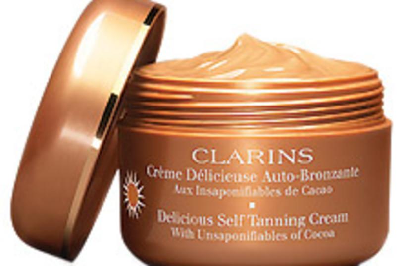 clarins cream 88 224 (photo credit: Courtesy)
