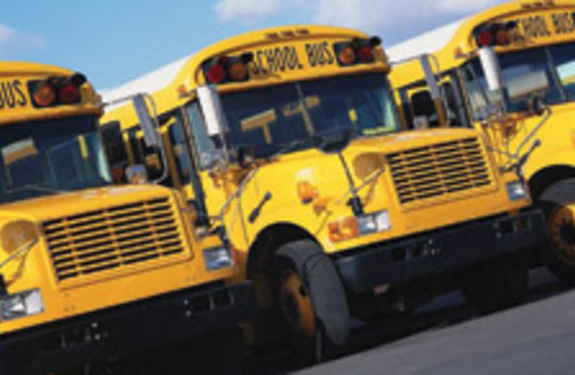 school bus 88 224 (photo credit: Courtesy)