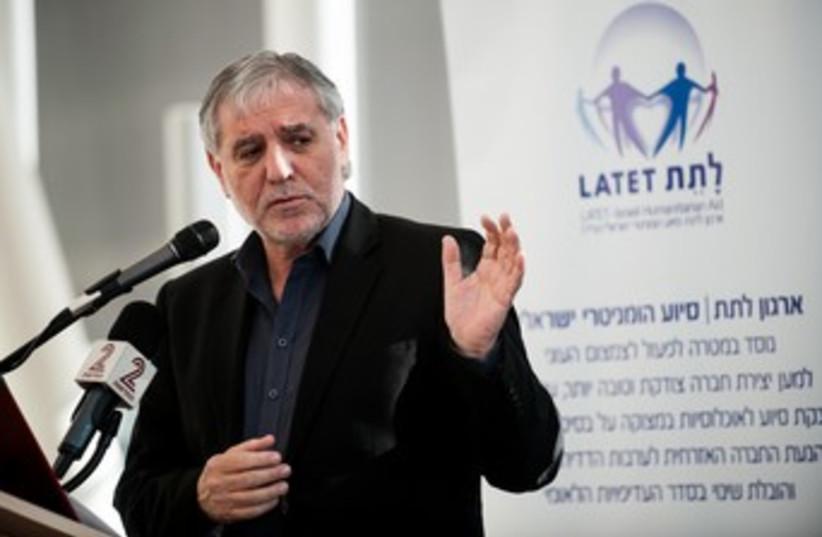 Welfare Minister Meir Cohen 370 (photo credit: Asaf Kliger)