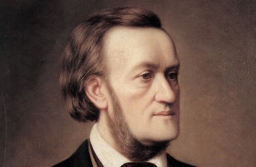 Richard Wagner 370 (photo credit: Wikimedia Commons)
