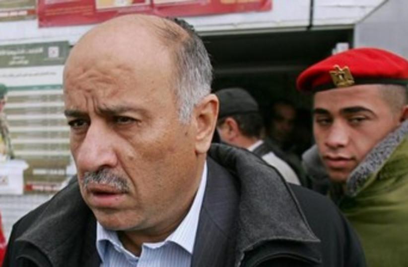 Fatah official Jibril Rajoub 370 (photo credit: Reuters)