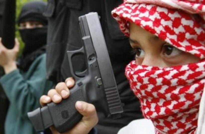 Palestinian Fatah al-Islam 370 (photo credit: Reuters)