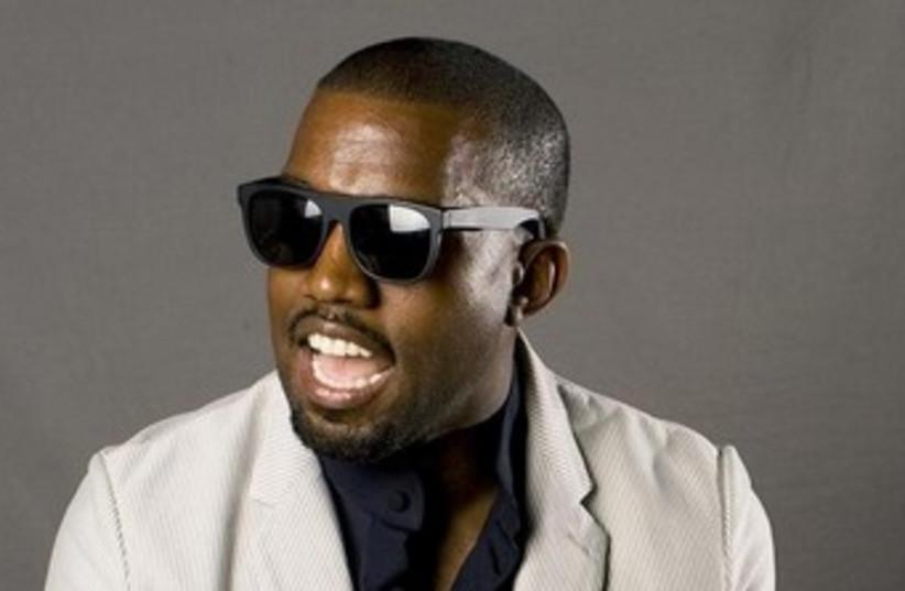 Kanye West (photo credit: Courtesy)