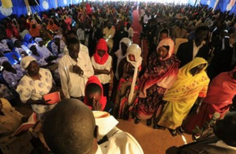 South Sudan 370 (photo credit: REUTERS/Mohamed Nureldin Abdallah)