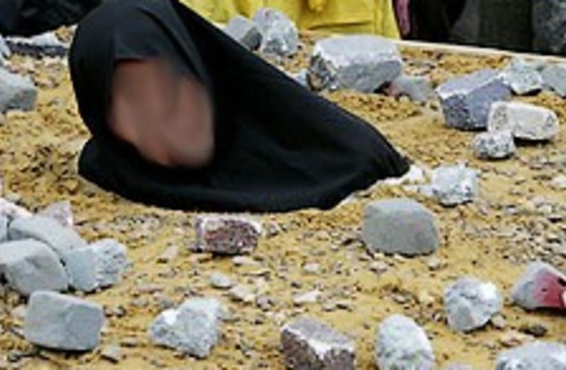 stoning 224.88 (photo credit: Courtesy)