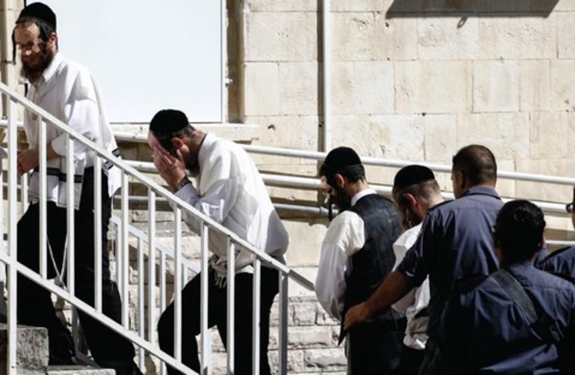 Battle for Beit Shemesh (photo credit: FLASH 90)