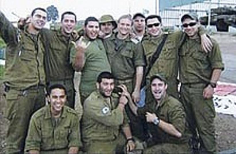 schalit platoon 224 88 (photo credit: Channel 2)