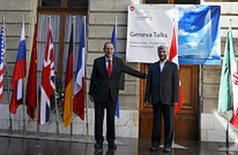 geneva nuclear talks 224 (photo credit: AP)