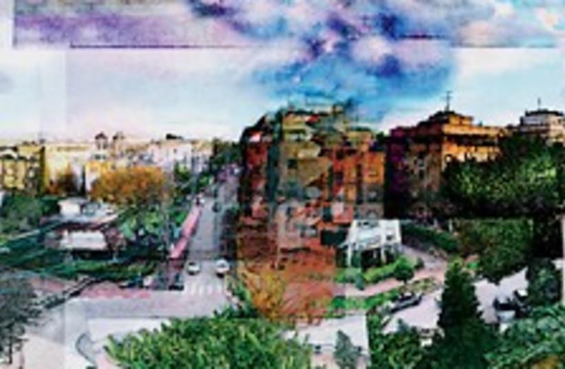 Raanana Cityscape (photo credit: Courtesy)