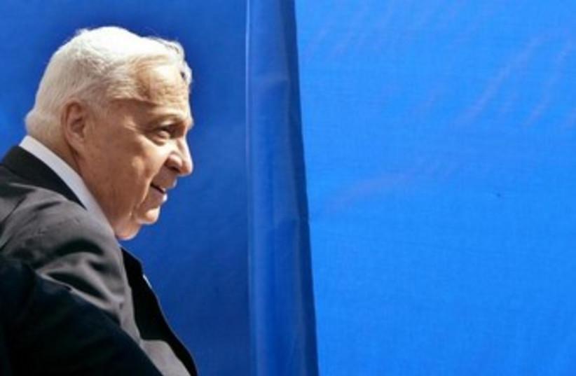 Ariel Sharon. (photo credit: Reuters)
