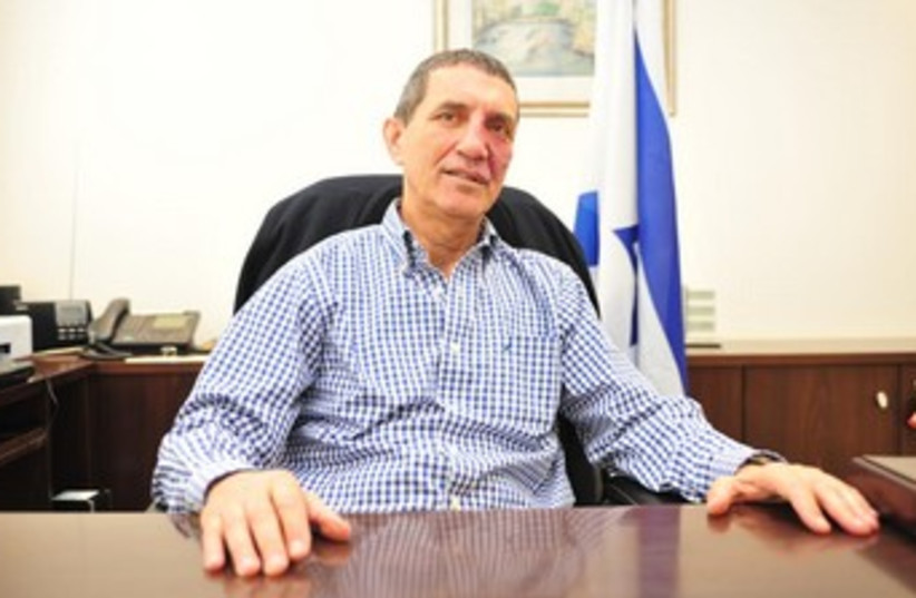 Head of Acquisitons Administration for the Defense Ministry. (photo credit: Ariel Hermoni, Defense Ministry)
