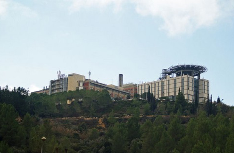 Hadassah Medical Center, Jerusalem. (photo credit: Wikimedia Commons)