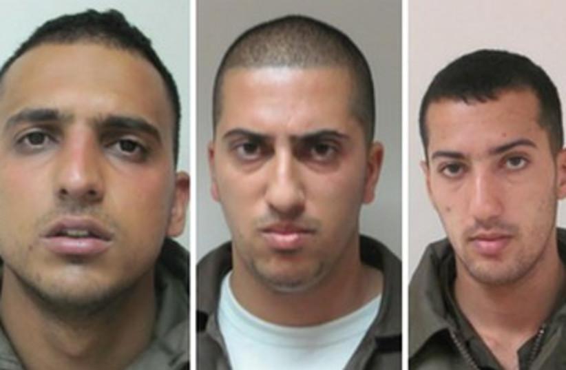 Bat Yam bombing suspects (photo credit: Shin Bet)
