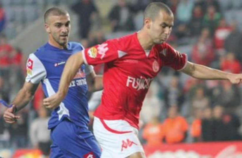 Hapoel Tel Aviv midfielder Gili Vermut (photo credit: Adi Avishai)