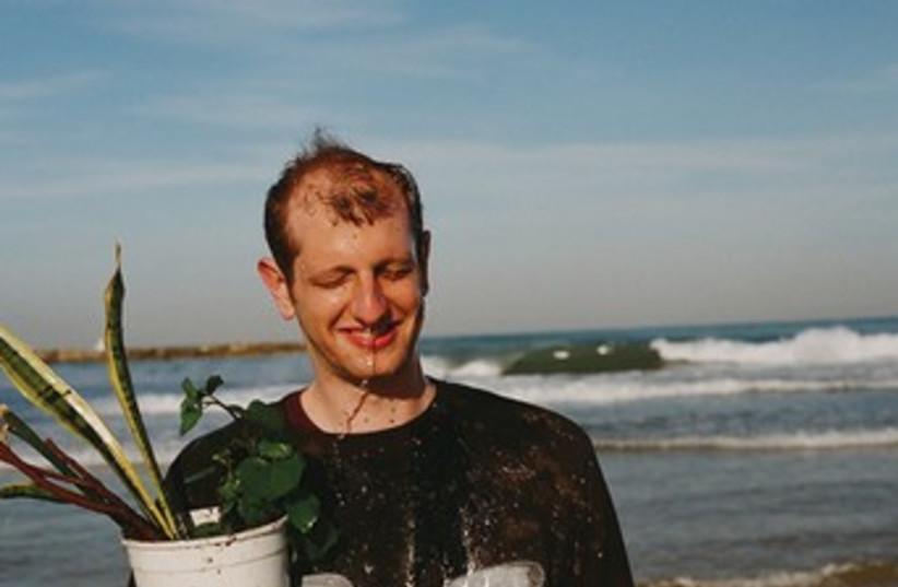 Musician Oran Zilberstein. (photo credit: Lear Landau)