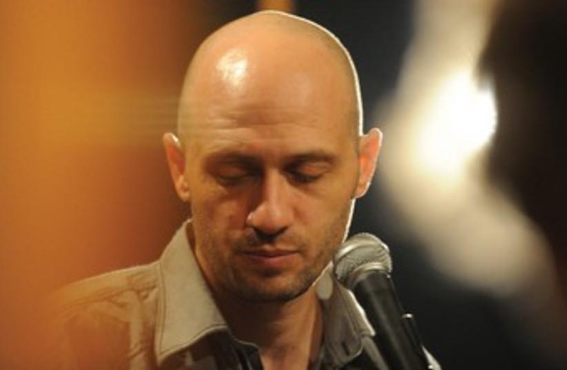 Musician Asaf Roth (photo credit: Gadi Dagon)