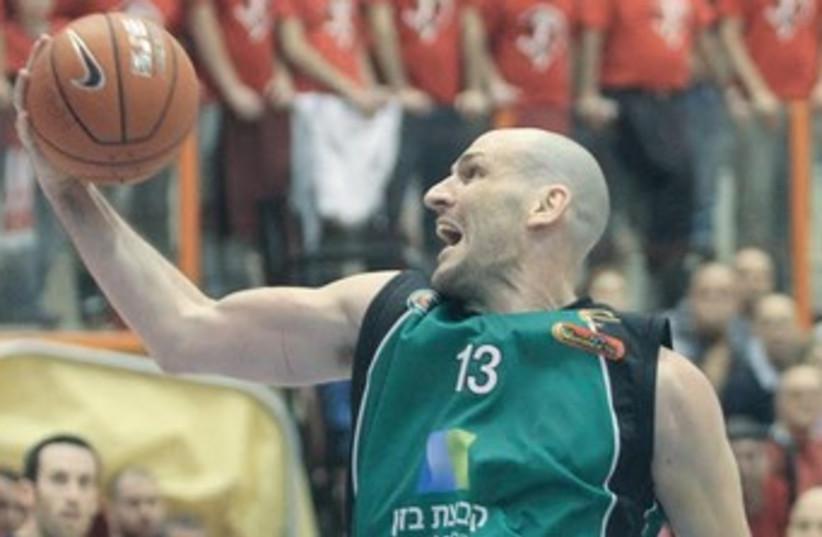 Maccabi Haifa's Ido Kozikaro (photo credit: Adi Avishai)