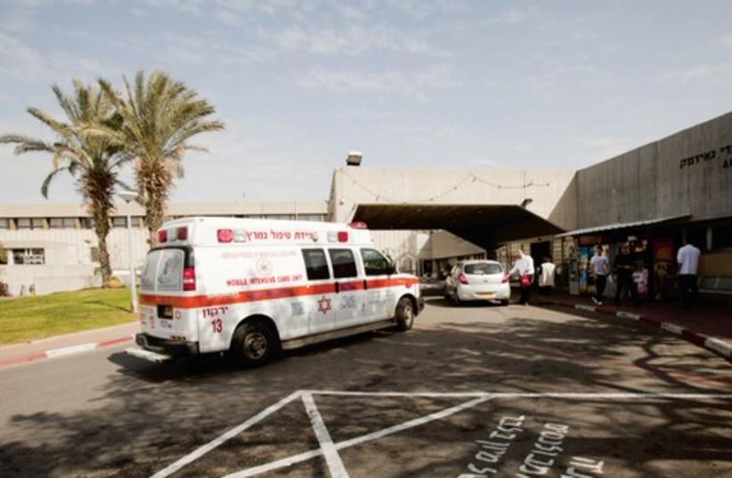 Sheba Medical Center in Tel Hashomer (photo credit: Eli Libenson)