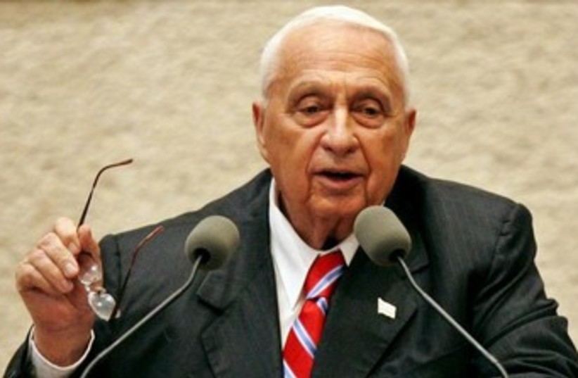 Former prime minister Ariel Sharon [file]. (photo credit: REUTERS/Ammar Awad OP/AH)