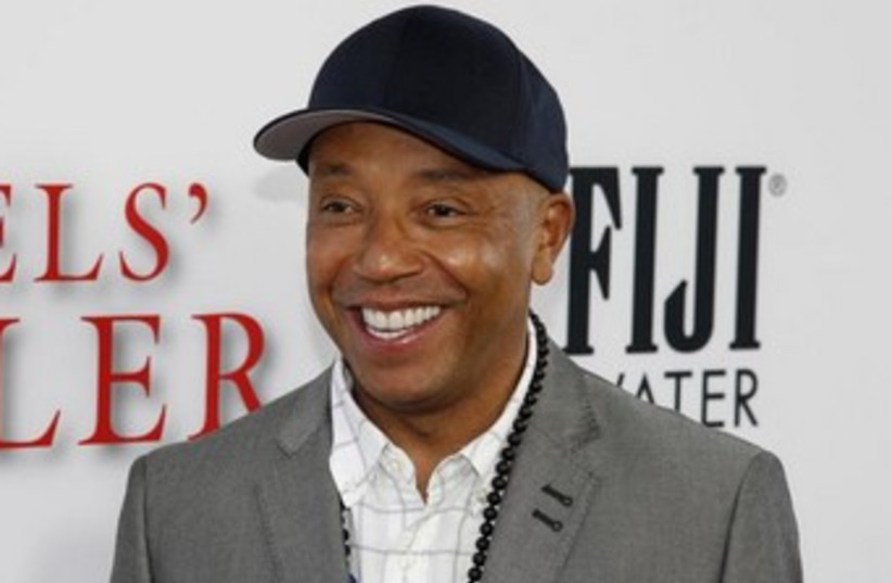 Russell Simmons (photo credit: REUTERS/Fred Prouser )