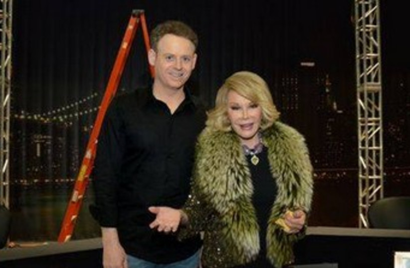 Joan Rivers (photo credit: Courtesy)