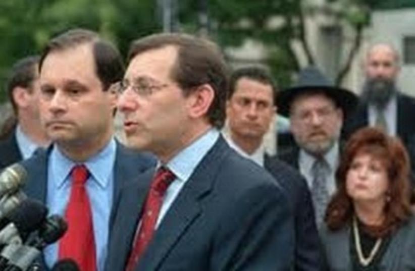 Jonathan Pollard's attorneys (photo credit: JUSTICE FOR JONATHAN POLLARD)