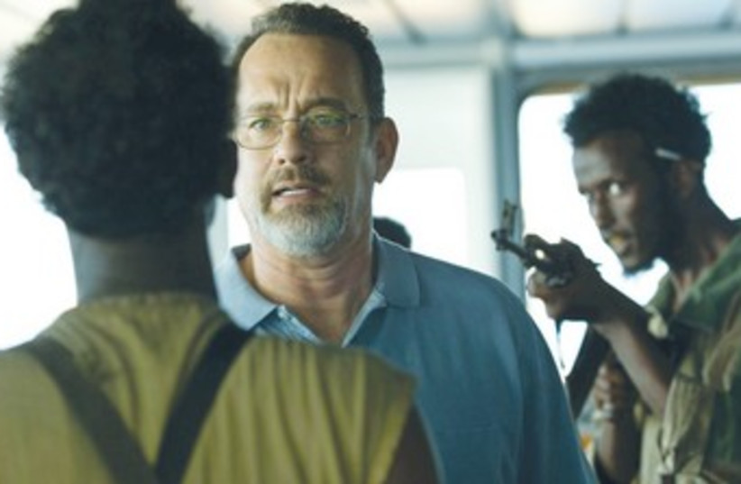 Tom Hanks in 'Captain Phillips'. (photo credit: COLLIDER.COM)