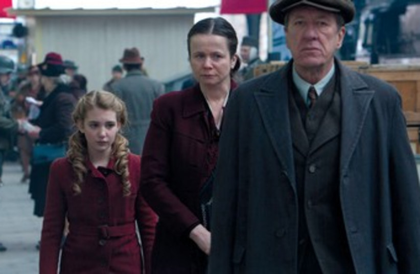 A scene from 'The Book Thief.'  (photo credit: Courtesy)