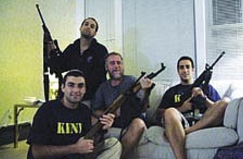 jewish militia 224.88 (photo credit: Courtesy)