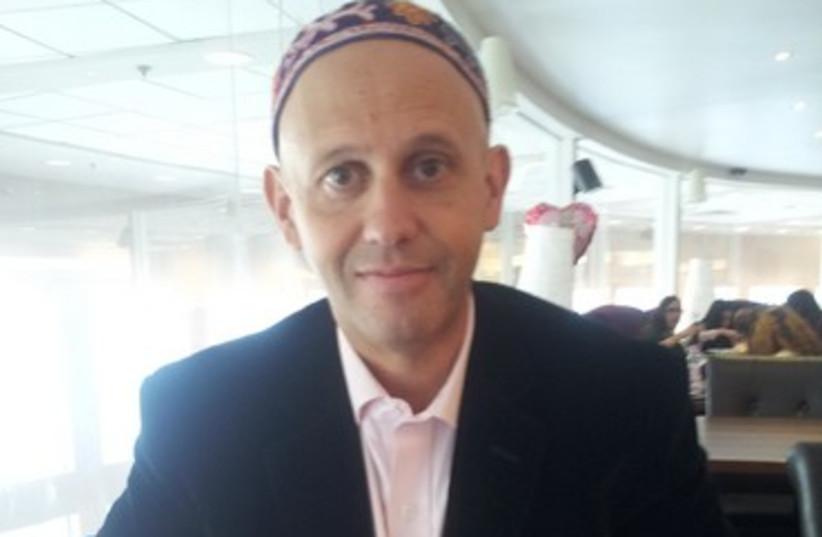 Rabbi Sergio Bergman (photo credit: TAMARA ZIEVE)