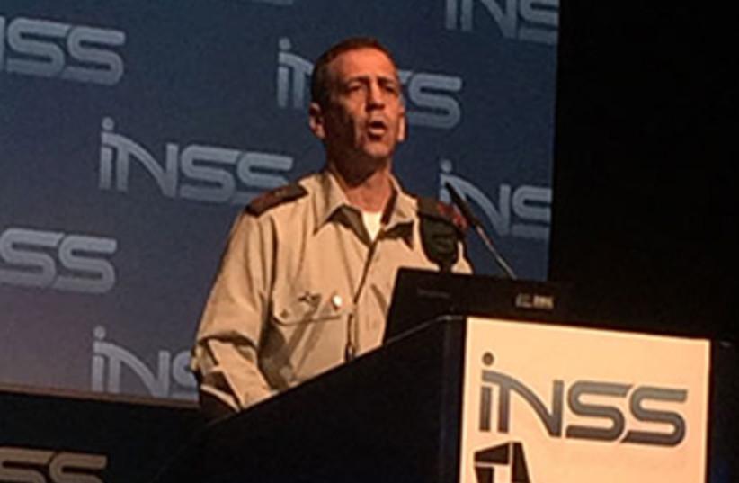 Military Intelligence chief Maj.-Gen. Aviv Kochavi. (photo credit: INSS)