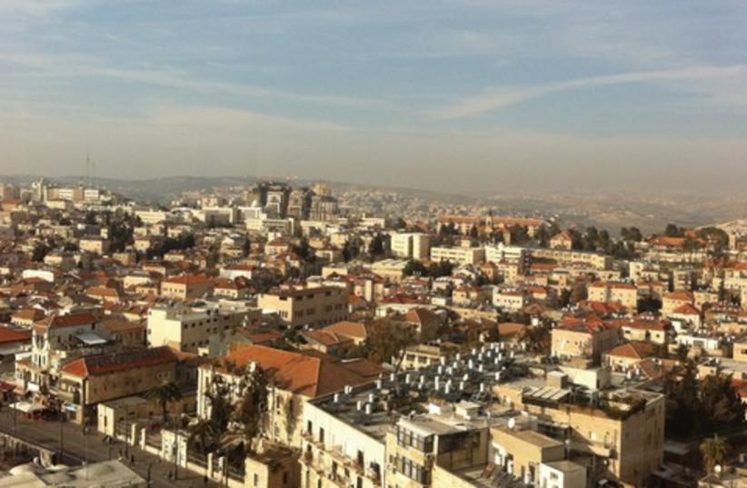 Jerusalem (photo credit: NAAMA BARAK)