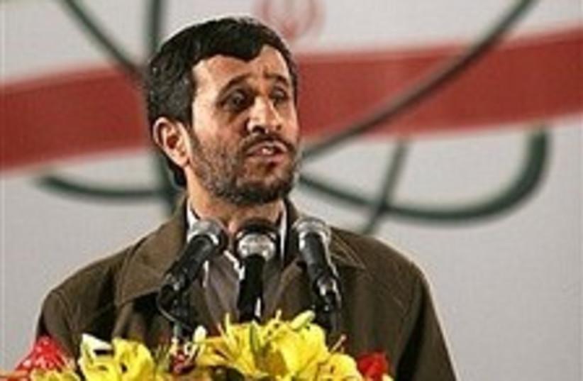 ahmadinejad nuclear 224  (photo credit: AP)