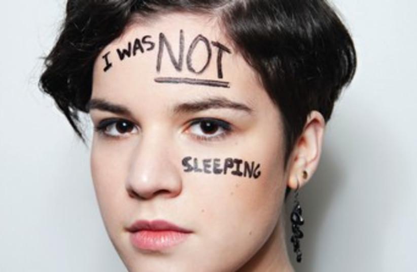 DASHA SOMINSKI: 'I am not my molestation.' (photo credit: STEVE ROSENFIELD)