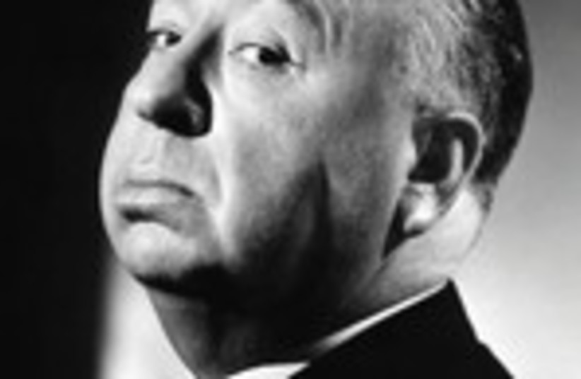 Alfred Hitchcock (photo credit: Courtesy)