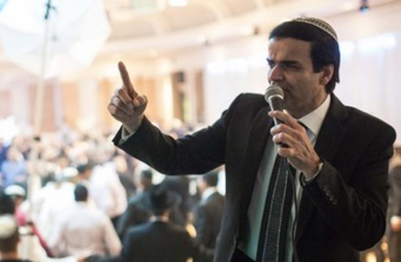 Zion Golan (photo credit: REUTERS)