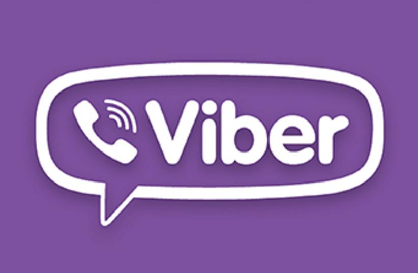 Viber logo (photo credit: Courtesy)