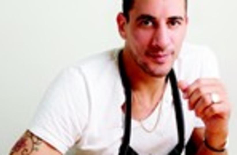 Aviv Moshe, aux  fourneaux de Mess (photo credit: DR)