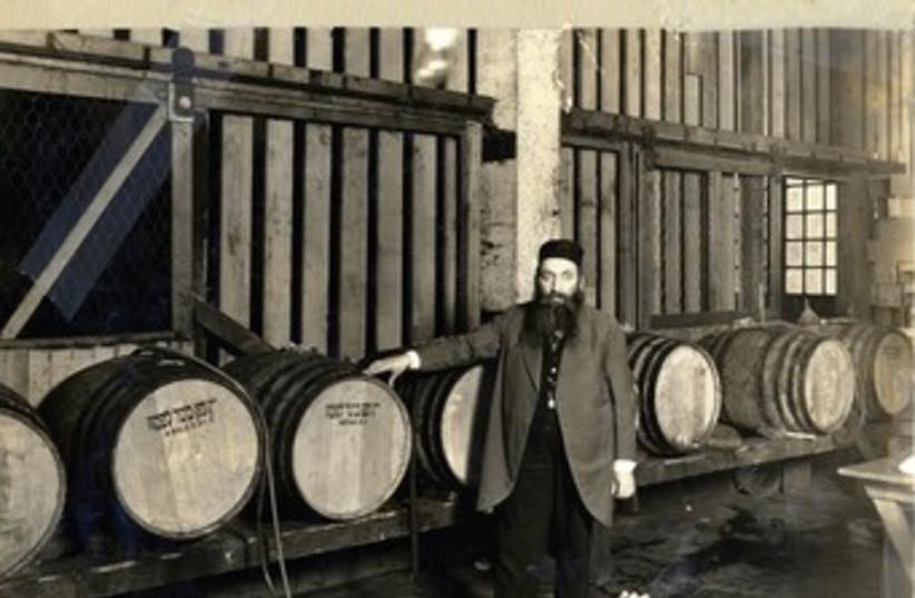 Kosher winery (photo credit: Courtesy)