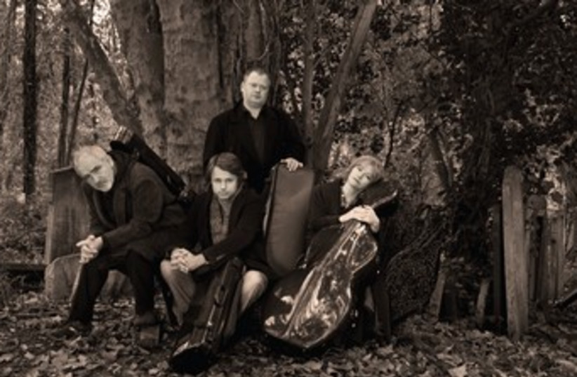 Brodsky Quartet (photo credit: Courtesy)