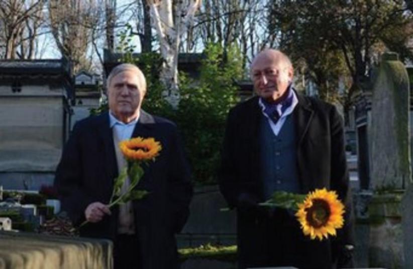 Operation Sunflower (photo credit: Courtesy)