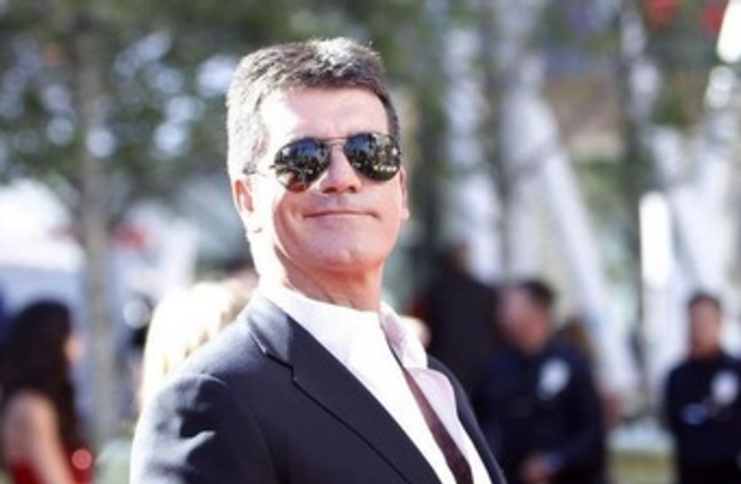 Simon Cowell (photo credit: REUTERS)